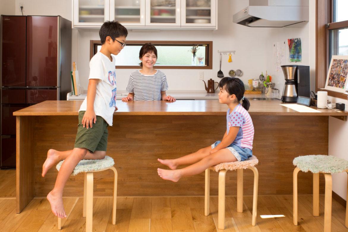サロン×住まい 働き方と暮らし方をデザインする家