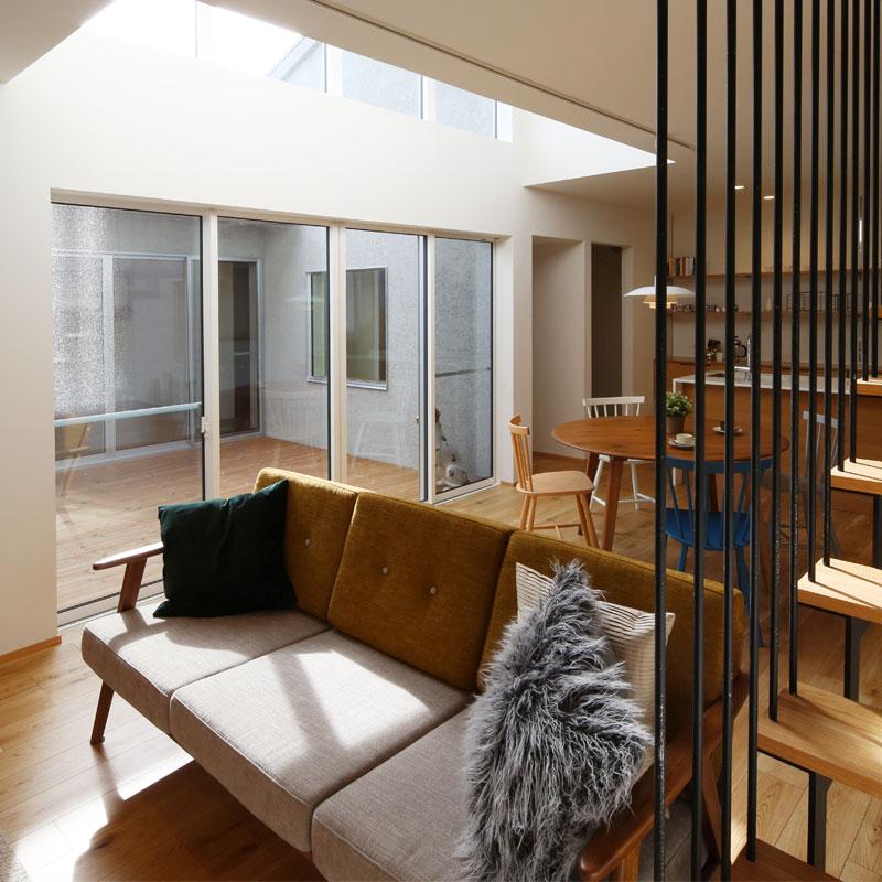 【宇佐市中原】まちかどモデルハウス「中庭のある家」ただいま好評公開中!