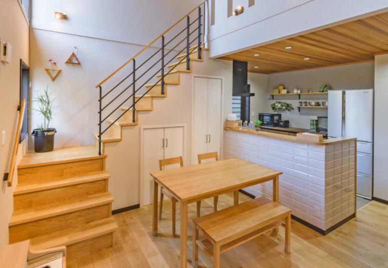 大空間のゆとりが奏でる、豊かで快適な暮らし。夏涼しく冬暖かい「ZEHの家」