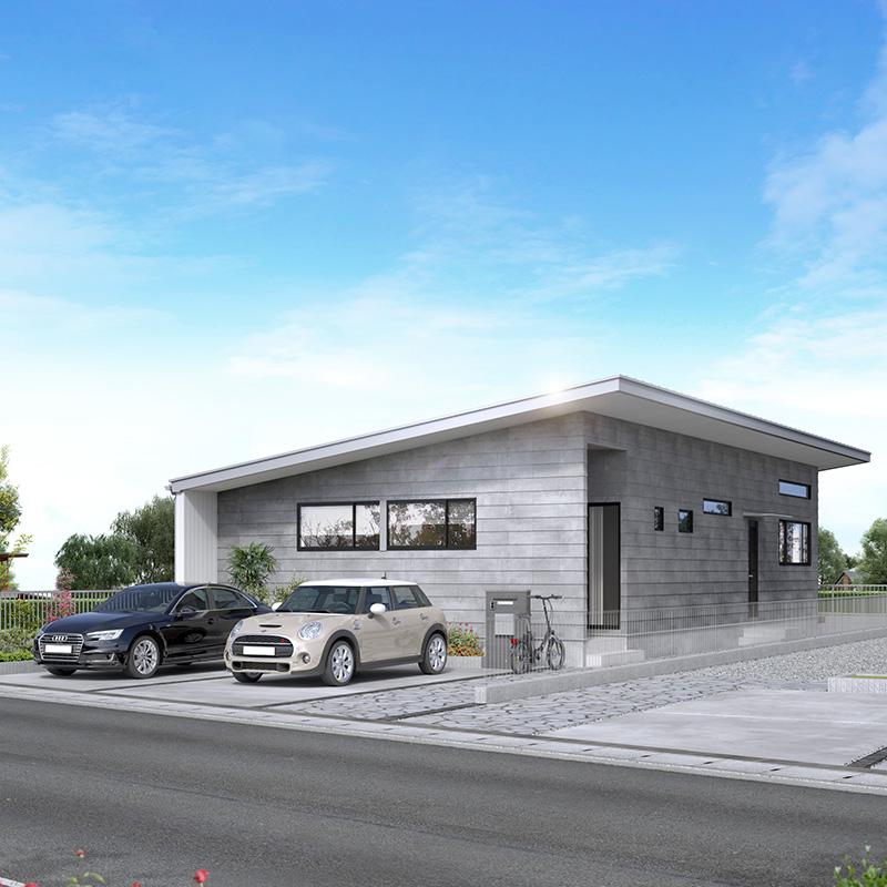 【大分市角子南】新築分譲住宅 トレステラコート角子南 平屋2棟が完成しました!毎週土日・祝は体感見学会を開催します。