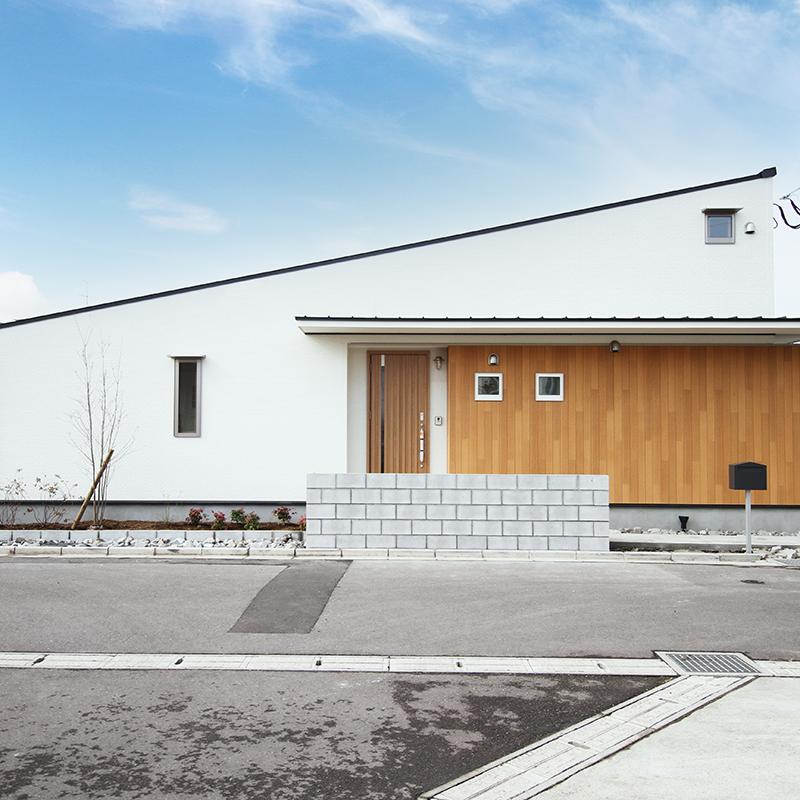 【大分市皆春】まちかどモデルハウス「中庭とロフトのある平屋の家」グランドオープン!