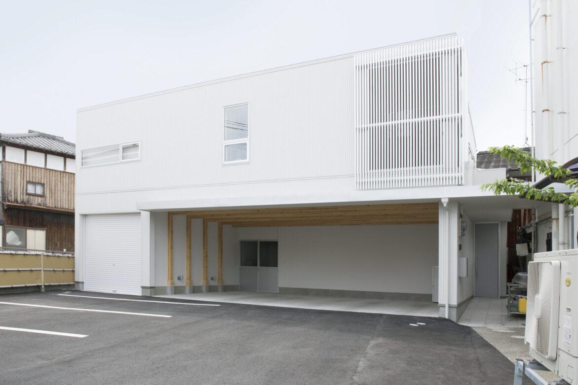 [SE構法]ビルトインガレージのある家