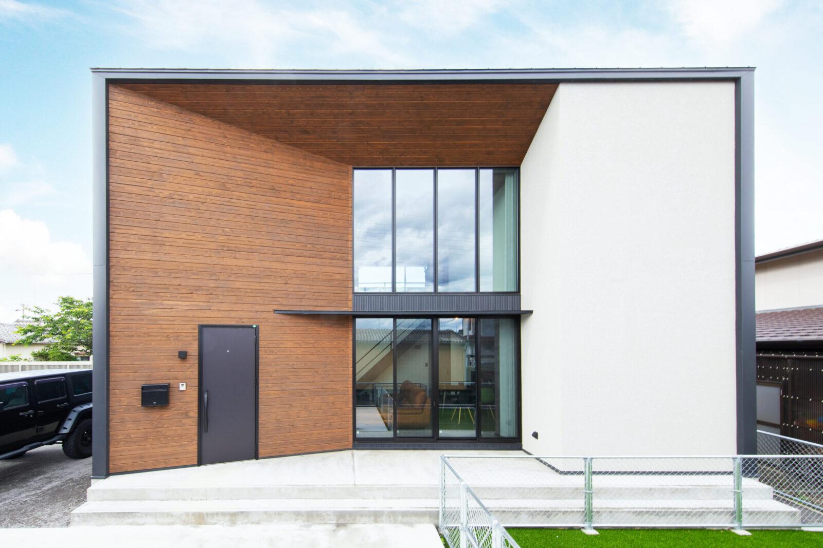 耐震構法SE構法の家 ライフスタイルを大切にしたシンプル&スタイリッシュな家